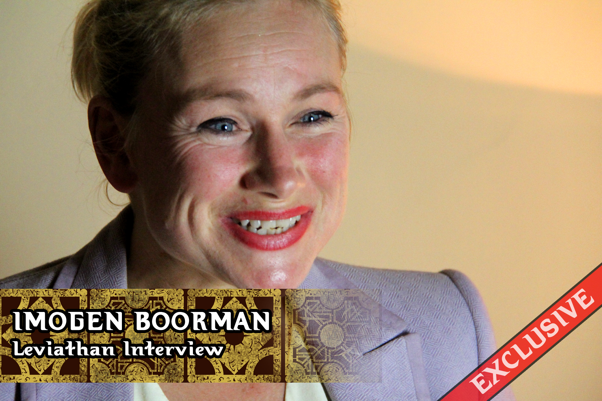 Watch Imogen Boorman video